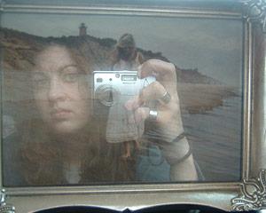 Jackie Sullivan | Picture Frame | Aquinnah, Martha's Vineyard, MA