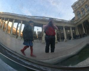 Eelco Voogd | Palais Royal with an eyewitness | Paris