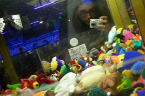 Brian G. Fish | the claw game | west deptford, nj