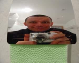 Zbyszek Nowicki | T5 Rise of the Toilet Paper | Lodz, Poland