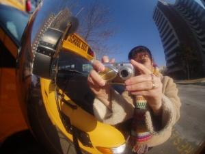 Riri | The Magical School Bus | Toronto, Canada