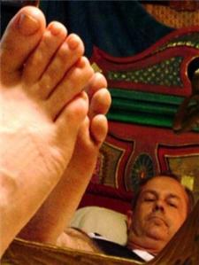 Edward Stapleton | My  left  foot | los angeles