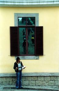 katrina rodrigo | window mirror | macau