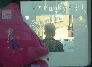 Judith Acand | Funky girl | The Gift shop, Westbury-on-Trym, UK