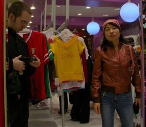 Jon Dunbar | Clothing store in Anyang | Anyang, South Korea