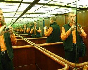 Zbyszek Nowicki | Multimirror | Warsaw Antares Elevator