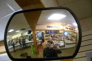 Brian G. Fish | rest stop | rest stop, pennsylvania