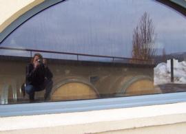 Elizabeth Lawley | Liz - Finger Lakes Winery in Winter | Seneca Lake, NY