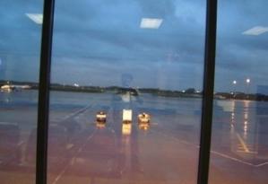 Abby Ventura   airport   Nashville, TN