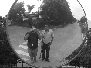 Nilesh Chaudhari | Parking Mirror | Bangalore