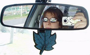 Riri | Check your mirrors | Toronto