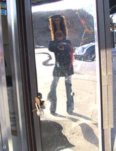 Firenze Lazaroni | Alice, through the looking glass | Harlem, NY