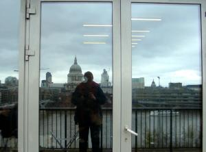 Paul Hetherington | St Paul's Cathedral from Tate Modern | Surrey, England