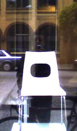 Denis Krylov | White Chair | San Francisco
