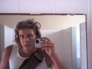 Mac Mueller | surf in the mirror | Ericeira, Portugal.