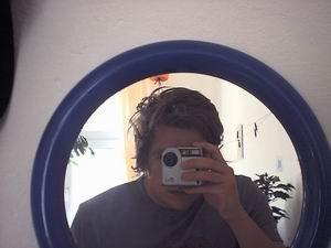 Andreas | Hiding in the camera | Berlin