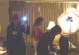 Jan Reesman   Playboy Bunny Reunion 2004   Las Vegas