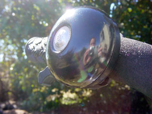 jessica egan | black bike bell | Oberon, Australia