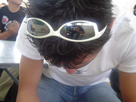 Raul Navarro   Estudiando...   Guadalajara, M�xico