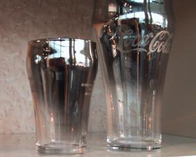 watson | Coke glasses | Tokyo