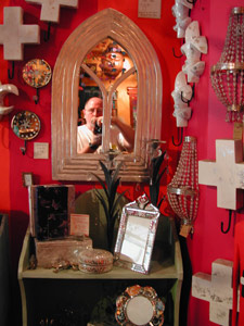 Mark J. Smith | Very Cool Mirror Store | New Orleans, LA