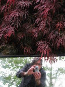 Balthusar Alvarez | In the garden | La Fontanitera, San Claudio, Oviedo, northern Spain