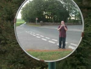 Malcolm F Winter | an unquiet mind leads to nostalgia | kirriemuir, scotland