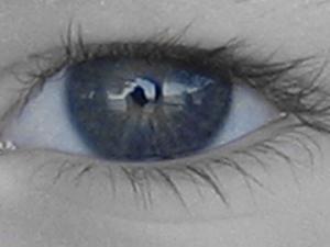 M.C. Ivey | something in the eye