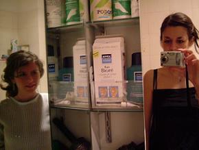 Sara B. | after alicia keys' concert in milano | milano - elena's bath