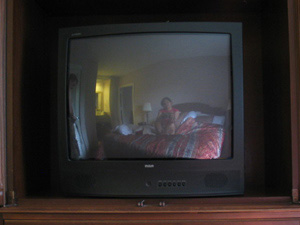 Ching | Hotel Room Television | Country Club Plaza