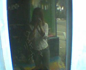 Tara Holland | Me and my new cell phone. | Hollywood, CA