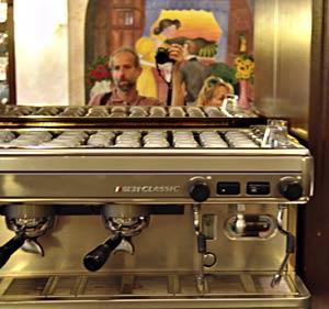 Joel Schilling | Espresso Bar | Firenze, Italy
