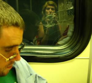 Elliott Shaffner | train | LA Subway