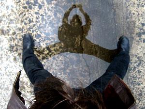 Daniel Boud | A puddle from above | Sydney, Australia