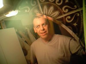 Arturo | Me in the Mirror | Bathroom
