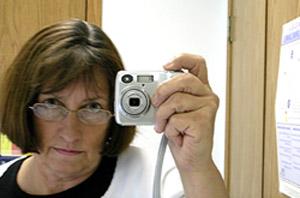 Suzanne K | Monocyte Chronicle | Doctor's Office Bathroom