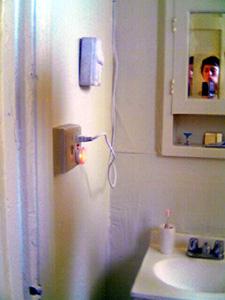 Elliott Shaffner | new bathroom | Hollywood