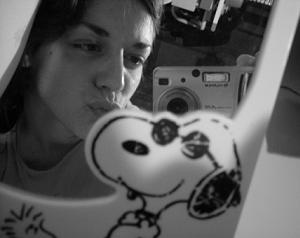 Sara B. | snoopy my love | quinto basso
