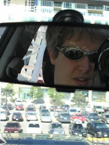 Steven Tannock | In the Flying Car | Toronto, Ontario, Canada