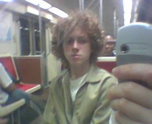Tara Holland | Riding on the metro... | Los Angeles, CA
