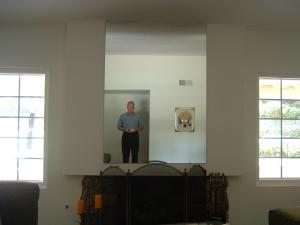 Jim Wolff   Living Room Squares and Rectangles   Granada Hills California