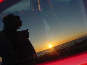 Bert | Opel Sunset | Ristna, Hiiumaa, Estonia