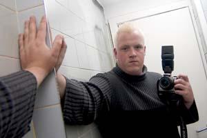 Brian Poulsen | Mr. Grumpy | Copenhagen, Denmark