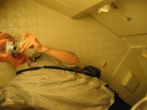 daan leussink | transnational | flight CI 066 from amsterdam to bangkok