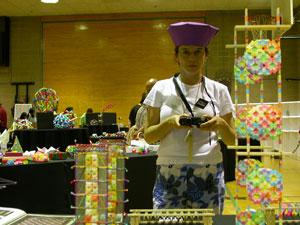 Leyla Torres | Origami | Arlington, VT