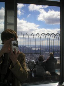 ian | Windo to the world | Empire State Building, New York City, New York, USA