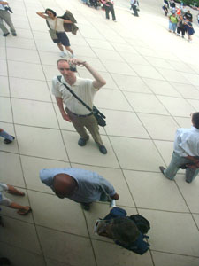Daniel Nash | Me in Cloud Gate | Chicago, IL