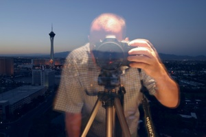 Vance Duxbury | Las Vegas Reflection | Las Vegas
