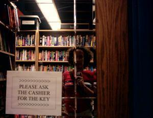 Lorianne Schaub | Trident Cafe & Bookstore | Boston, MA