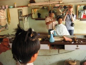 daan leussink | your local barber | keng tung, eastern shan state, burma